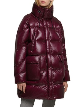Birch Packable Water Repellent Down Parka by Woolrich