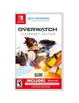 Nintendo Switch by Overwatch Legendary Edition
