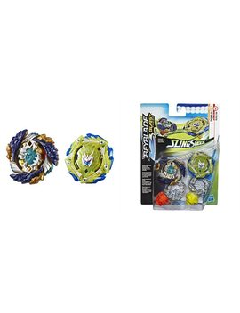 Beyblade Burst Sling Shock F4 And Rudr by Beyblade