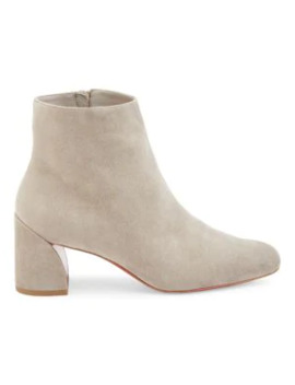 Turela Suede Ankle Boots by Christian Louboutin