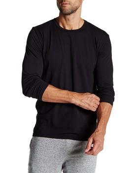 Skeeter Long Sleeve T Shirt by Velvet By Graham & Spencer