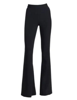 Tuxedo Flare Trousers by Brandon Maxwell