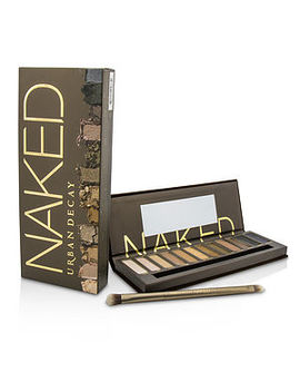 Urban Decay   Naked Eyeshadow Palette: 12x Eyeshadow, 1x Doubled Ended Shadow/Blending Brush by Urban Decay