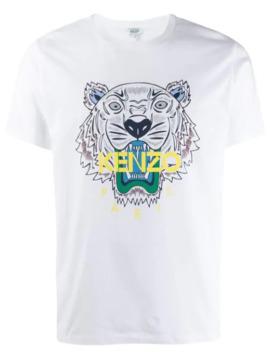 Camiseta Con Logo by Kenzo