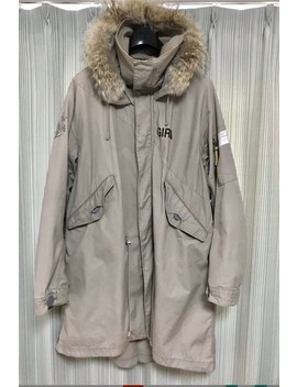 Aw10 Gira Parka by Undercover  ×