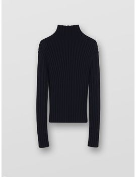 High Neck Sweater by Chloe