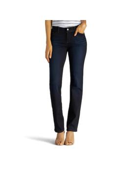 Women's Lee Flex Motion Regular Fit Straight Leg Jeans by Lee