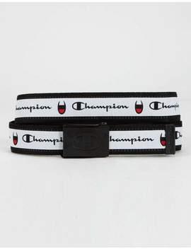 Champion Advocate Jacquard Web Belt by Champion
