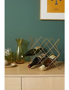 Shannon Wine Rack by Anthropologie