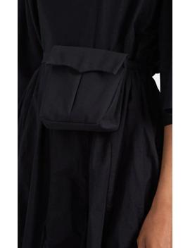 Ryan Cotton Poplin Dress by Rhode