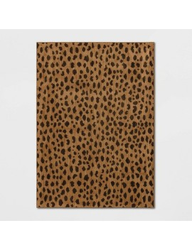 Leopard Spot Woven Rug   Opalhouse™ by Shop Collections