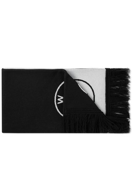 Off White Temperature Scarf by Off White