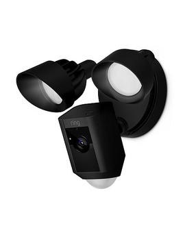 Ring High Definition Motion Activated Floodlight Wi Fi Security Camera by Hsn
