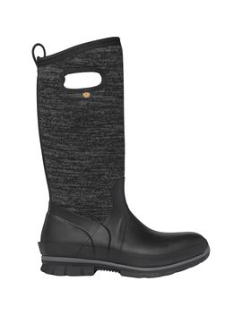 Crandall Tall Knit Boot   Women's by Bogs