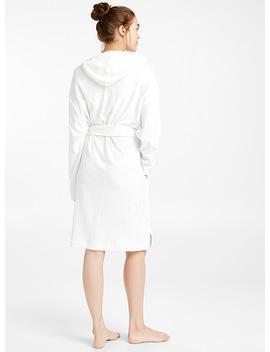 Organic Cotton Short Robe by Miiyu