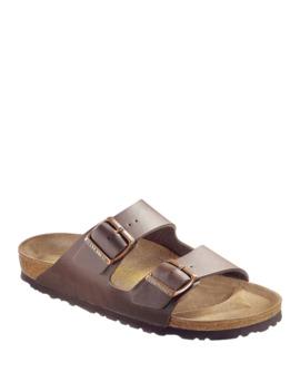 Women's Arizona Two Strap Narrow Synthetic Sandals by Birkenstock