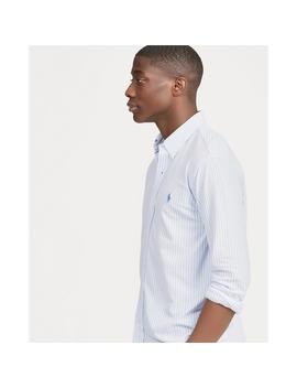 Standard Fit Knit Oxford Shirt by Ralph Lauren