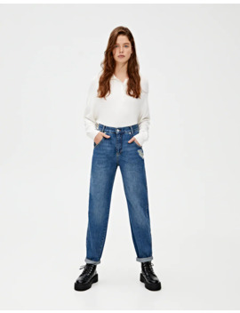 Basic Slouchy Jeans by Pull & Bear