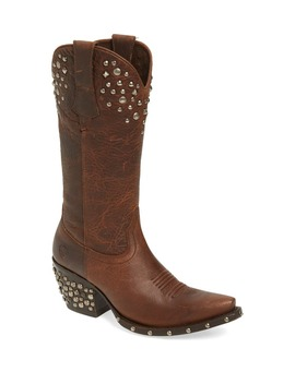 Calypso Studded Western Boot by Ariat