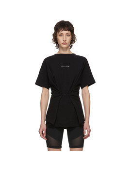 Black Hook Short Sleeve T Shirt by 1017 Alyx 9 Sm