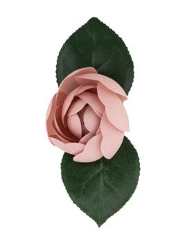2000's Rose Brooch by Chanel Pre Owned