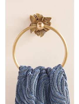 Melody Towel Ring by Anthropologie