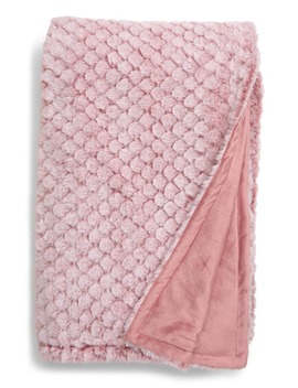 Diamond Plush Throw by Nordstrom At Home