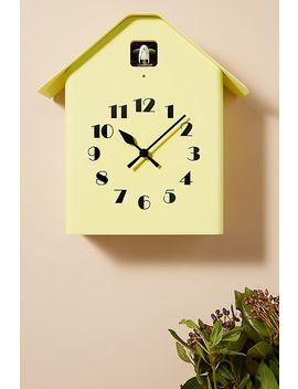 Dachs Cuckoo Clock by Anthropologie