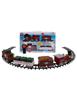 Lionel Trains North Pole Central Ready To Play Set by Lionel