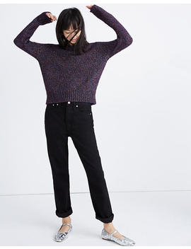 Shimmer Pullover Sweater by Madewell