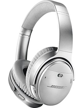 Quiet Comfort 35 Wireless Noise Cancelling Headphones Ii   Silver by Bose®