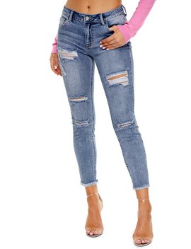 Laila Jean   Denim by Miss Lola