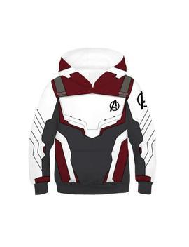 Avengers 4 Endgame Quantum Realm Kids Hoodies Boy Sweatshirts Coat New by Ebay Seller