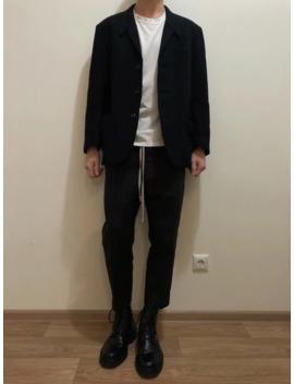 Comme Des Garçons Homme Plus Wool Blazer Medium Size by Comme Des Garcons Homme Plus  ×