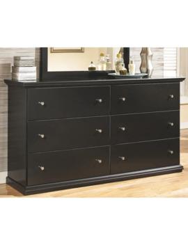 Maribel Black Dresser   Dresser by Signature Design By Ashley