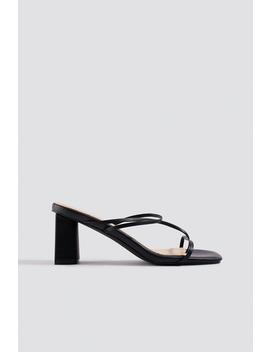 Brioni Sandals Black by Raid