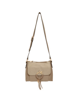 Grey Joan Bag by See By ChloÉ