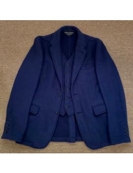 Comme Des Garcons Homme Plus Fleece Blazer M by Comme Des Garcons Homme Plus  ×