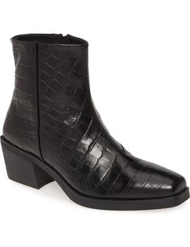 Block Heel Bootie by Vagabond Shoemakers
