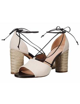 Stella With Jute Heel In Canvas by J.Crew