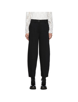 Pantalon Noir Cool Tailoring by See By ChloÉ