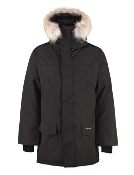 Canada Goose Langford Padded Parka With Fur Hood by Canada Goose