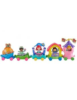 Little People Disney Princess Parade 5 Pack Gift Set by Little People