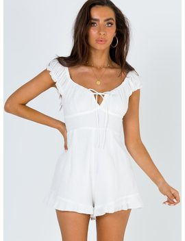 Sami Playsuit by Princess Polly