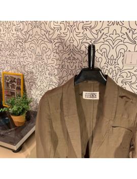 Maison Margiela Mm6 Warp Jacket by Maison Margiela  ×
