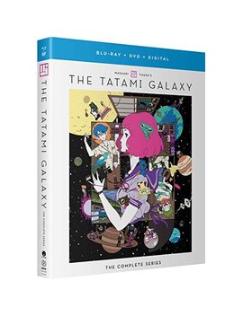 The Tatami Galaxy: The Complete Series (Blu Ray + Dvd + Digital Copy) by Funimation Uni Dist Corp