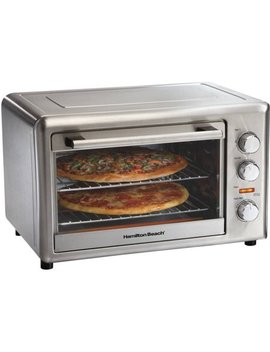 Hamilton Beach Kitchen Countertop Convection Oven | Model# 31103 D by Hamilton Beach