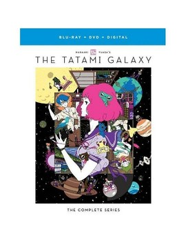 The Tatami Galaxy: The Complete Series (Blu Ray) by Target