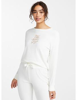 Winter Sparkle Sweater by Miiyu X Twik