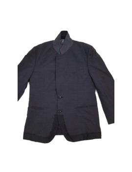 Authentic Ad1995 Homme Plus Blazers Wool Charcoal by Comme Des Garcons Homme Plus  ×